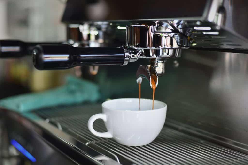 Espressomaskine - gave til kæresten