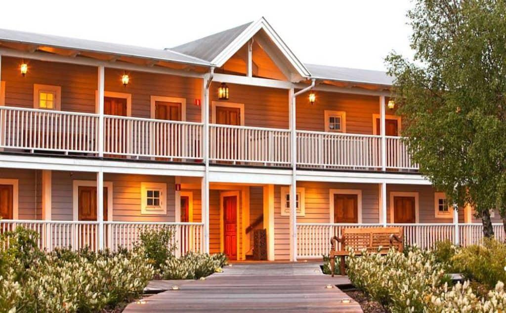 The Lodge - Romantisk weekendophold