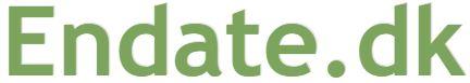 Endate.dk logo