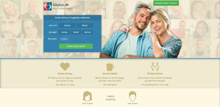 40plus - gratis dating